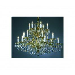 Artcrystal Artcrystal PAR501300019 - Křišťálový lustr 18xE14/40W+1xE27/60W/230V