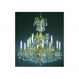 Artcrystal Artcrystal PAR534500012 - Křišťálový lustr 12xE14/40W/230V