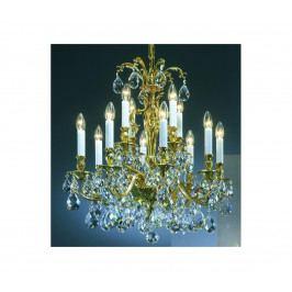 Artcrystal Artcrystal PAR537100012 - Křišťálový lustr 12xE14/40W/230V