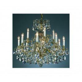 Artcrystal Artcrystal PAR549900012 - Křišťálový lustr 12xE14/40W/230V