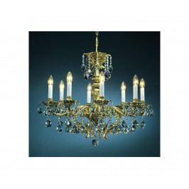 Artcrystal Artcrystal PAR578701008 - Křišťálový lustr 8xE14/40W/230V