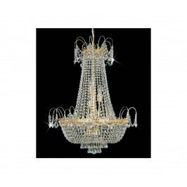 Artcrystal Artcrystal PBB050900012 - Křišťálový lustr 6xE14/40W+6xE27/60W/230V