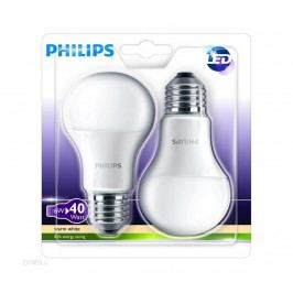 Philips SADA 2x LED žárovka Philips E27/6W/230V