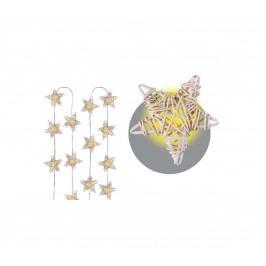 EMOS Vánoční dekorace vnitřní IP20 STAR 3m 16xLED/1W/230V