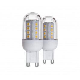Eglo SADA 2x LED žárovka G9/2,5W/230V