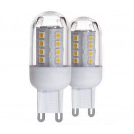 Eglo 2x SET LED žárovka G9/2,5W