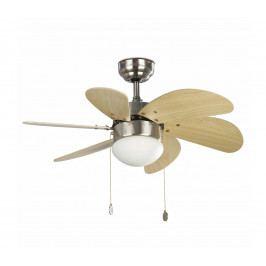 FARO Barcelona FARO 33183 - Stropní ventilátor PALAO 1xE14/40W/230V