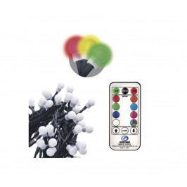 EMOS LED Dekorační řetěz s dálkovým ovladačem CHAIN 96xLED/3,6W/230V IP44
