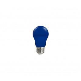 Wojnarowscy LED žárovka E27/5W/230V modrá