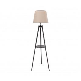 Venti Stojací lampa 1xE27/60W/230V wenge