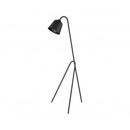 TK Lighting Stojací lampa LAMI 1xE27/60W/230V černá