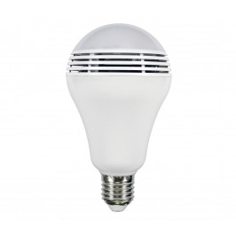 Milagro RGB LED žárovka s bluetooth reproduktorem E27/8W/230V 2700K