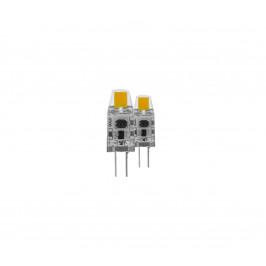 Eglo 2x SADA LED stmívatelná žárovka G4/1,2W