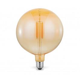 Leuchten Direkt LED Stmívatelná dekorační žárovka VINTAGE DYI E27/4W/230V