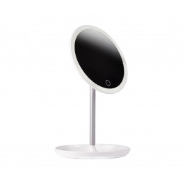 Immax kosmetické zrcátko s LED podsvícením Circle 4W bílá 5V 1A 5500