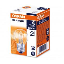 Osram Halogenová žárovka E27/30W/230V 2700K