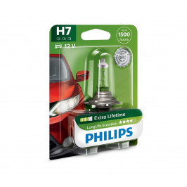 Philips Autožárovka Philips ECOVISION 12972LLECOB1 H7 PX26d/55W/12V