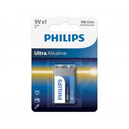 Baterie Philips ExtremeLife+ 9V 1ks