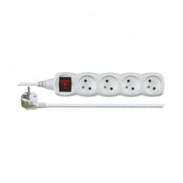 EMOS Prodlužovací kabel s vypínačem 4Z 2m