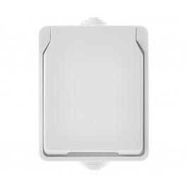 EMOS Venkovní zásuvka FRENCH 250V/16A IP54