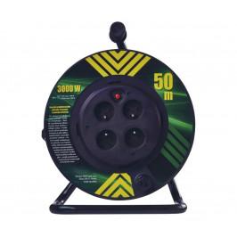 EMOS Prodlužovací kabel na bubnu 4Z 50m