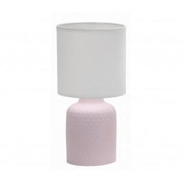 Candellux Stolní lampa INER 1xE14/40W/230V růžová