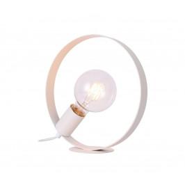 Candellux Stolní lampa NEXO 1xE27/40W/230V bílá