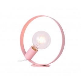 Candellux Stolní lampa NEXO 1xE27/40W/230V růžová
