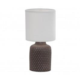 Candellux Stolní lampa INER 1xE14/40W/230V hnědá