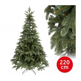ANMA Vánoční stromek PE LENA 220 cm smrk