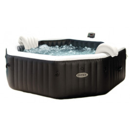 Intex 28462 PureSpa Jet & Bubble Deluxe Octagon