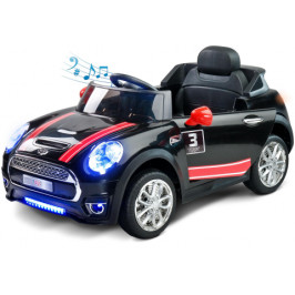 Elektrické autíčko Toyz Maxi černé