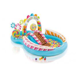 Intex 57149 Hrací centrum se skluzavkou Candy Zone 295 x 191 x 130 cm
