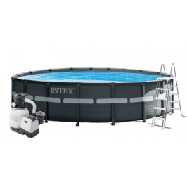 Intex ULTRA FRAME POOLS SET 5,49 m X 1,32 m 26330GN