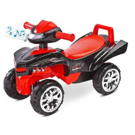 Toyz čtyřkolka miniRaptor červené