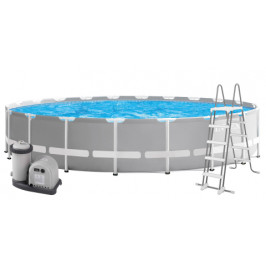 INTEX PRISM FRAME POOLS SET 6.10 m x 1.32 m 26756NP