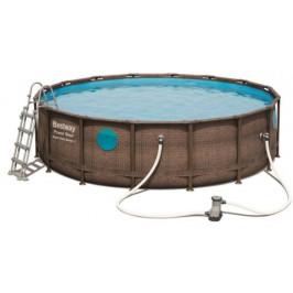 Bestway Rattan Swim Vista 4,88 x 1,22 m 56725