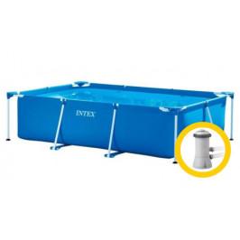 Bazén Intex Frame Family 2,2 x 1,5 x 0,6 m s kartušovou filtrací 28270KF