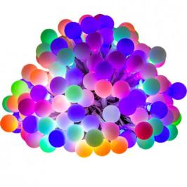 VOLTRONIC® Párty LED osvětlení 20 m - barevné 200 diod + ovladač