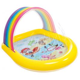 Intex 57156 Rainbow Arch Spray Pool
