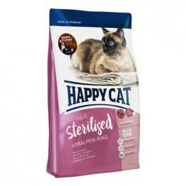 Happy cat Supreme sterilised hovězí 10 kg