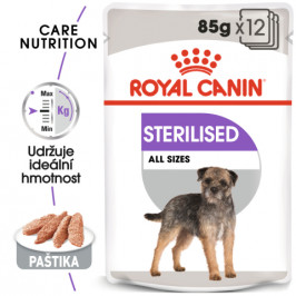 Royal Canin Sterilised Dog Loaf 12 x 85 g