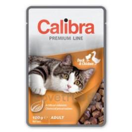 Calibra Cat Premium Adult Duck & Chicken 100 g