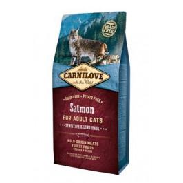 Carnilove Cat Salmon for Adult Sensitiv & LH 6 kg