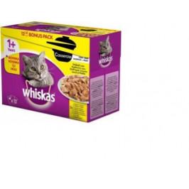 Whiskas Kapsička Casserole drůbeží výběr jelly 12 x 85 g
