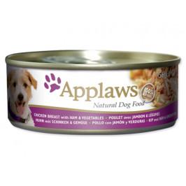 Applaws Dog Chicken, Ham & Vegetables 156 g