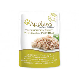 Applaws Cat Pouch Chicken with Lamb in Jelly 70 g