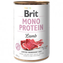 Brit Mono Protein Lamb 400 g