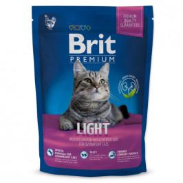 Brit cat Premium Light 1.5 kg