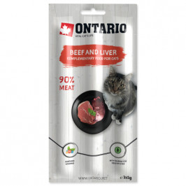 Ontario Stick for Cats Beef & Liver 15 g